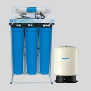 Water purifier machine TW-200 and TW-400 gpd