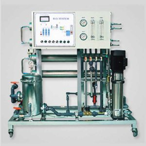 Industrial water treatment plant supplier company in Bangladesh