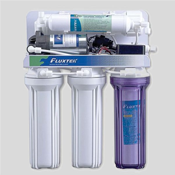 Fluxtek water purifier machine in Bangladesh
