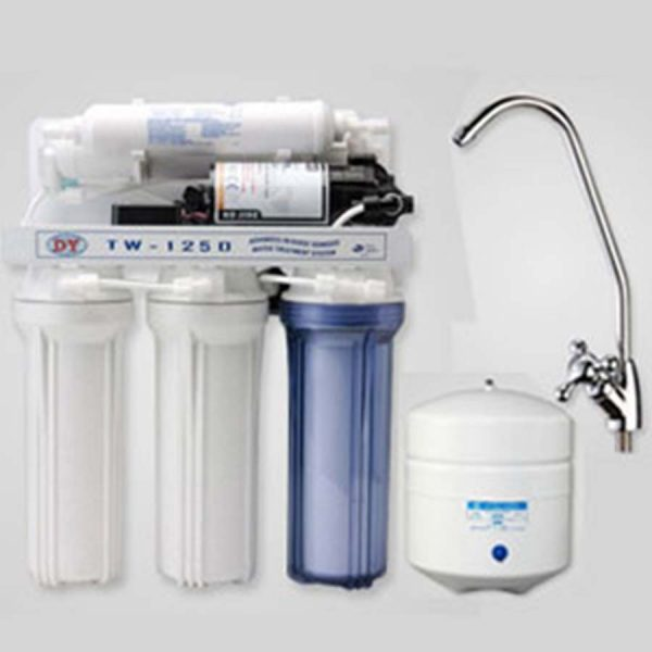 Water purifier machine TW-1250 supplier company in Bangladesh