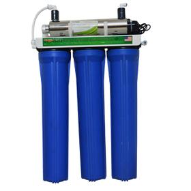 Water filter machine UV-GUV-401